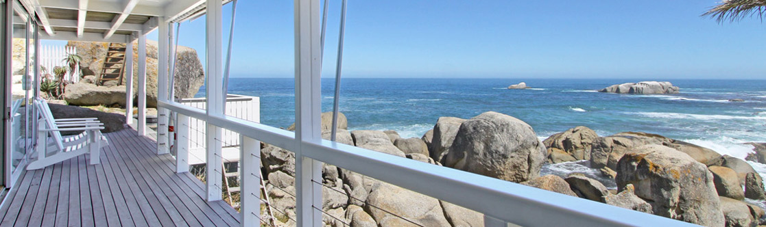 Rent a Beach House or Villa in Camps Bay for a fantastic Vacation