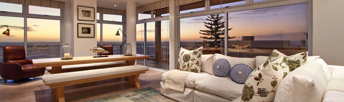 Rent a Penthouse for your next holiday in Camps Bay