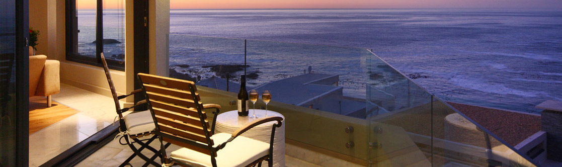 Rent a Romantic Villa or Holiday Apartment in Camps Bay
